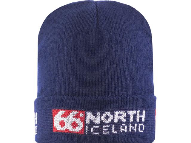 66° North Workman Accesorios para la cabeza, blue/red & white
